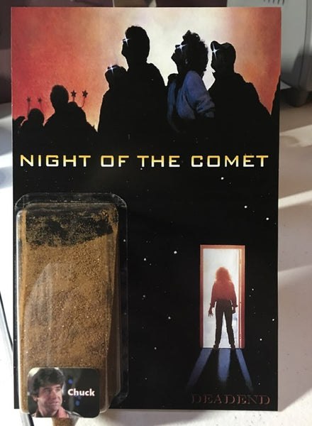 "Night of the Comet ""Chuck"" Custom"