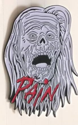 "Return of the Living Dead Autopsy Table ""PAIN"" Zombie VARIANT"