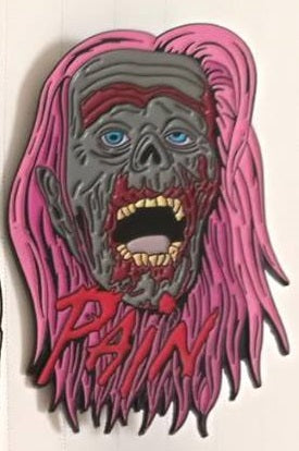 "Return of the Living Dead Autopsy Table ""PAIN"" Zombie"