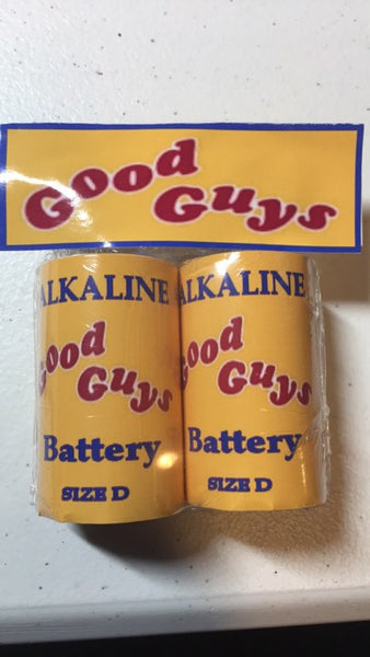 Childs Play Battery Replica Good Guys