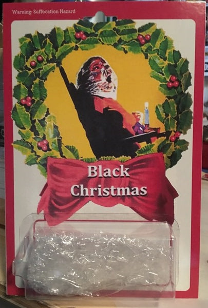 NEW Black Christmas Custom