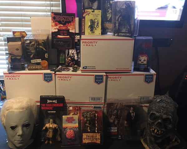 Mystery Box ***Tier 666** $125+ Retail Value