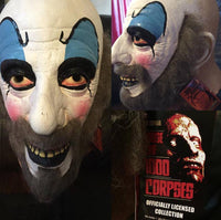 Captain Spaulding House of 1000 Corpses Mask