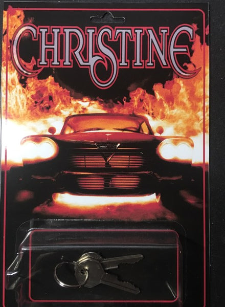 Christine Key Custom