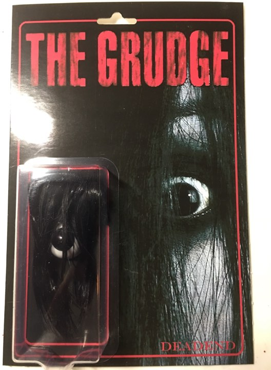 New for 2020 The Grudge Retro Style Custom