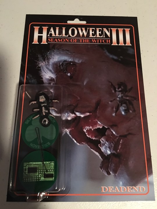 Halloween III Retro Custom
