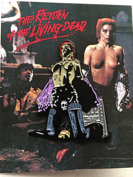 Return of the Living Dead Trash Pin