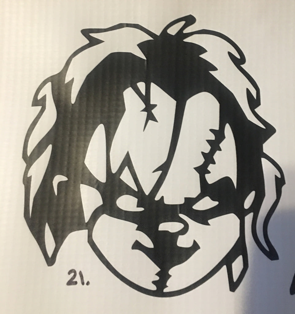Chucky Car Decal (21)