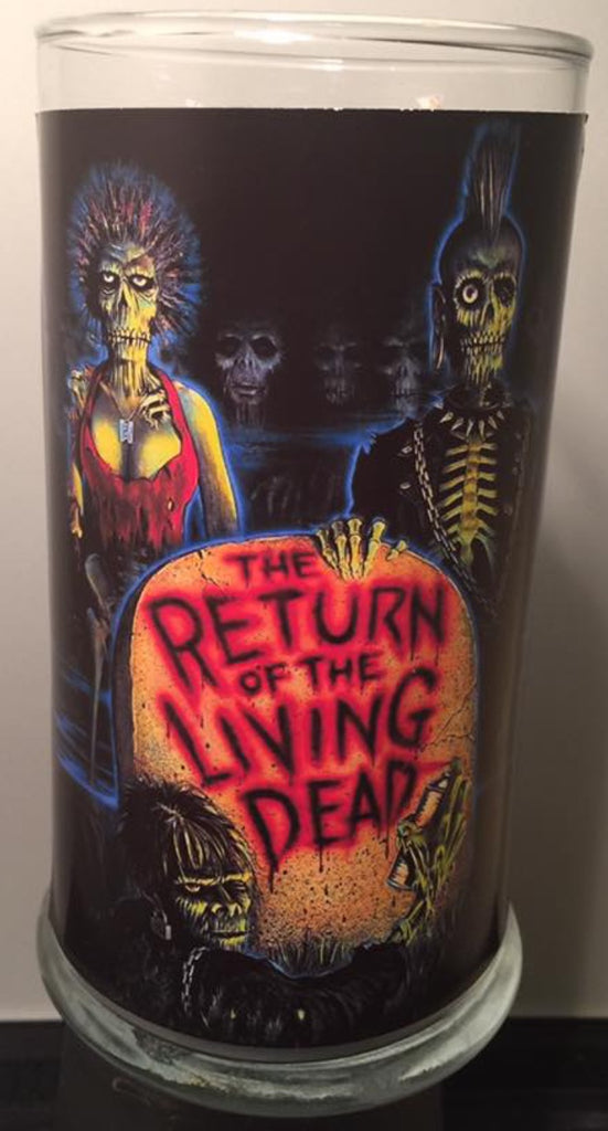House of Wax Return of the Living Dead Candle