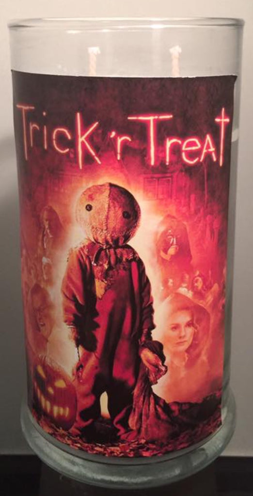 House of Wax Trick r Treat Candle