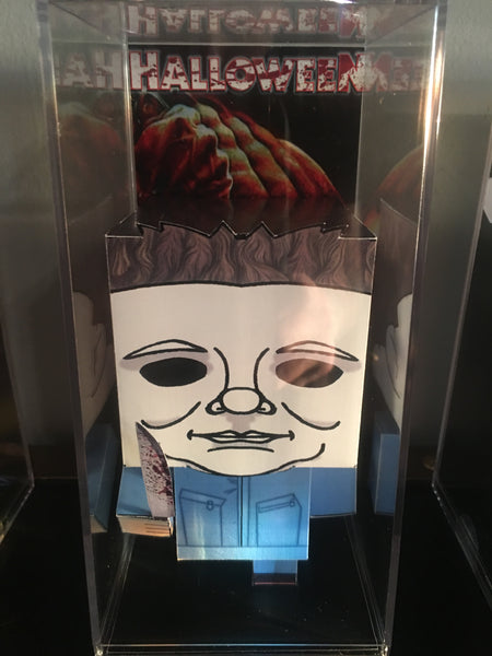 Halloween Michael Myers Blockheadz