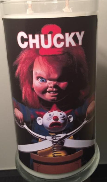 House of wax Chucky 2 Candle