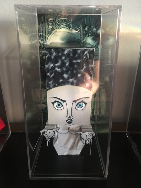 Bride Of Frankenstein Blockheadz