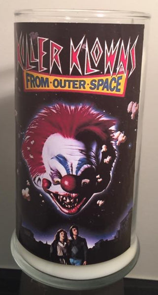House of Wax Killer Klown Candle