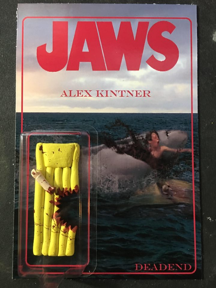 NEW FOR 2020 Alen Kintner Jaws