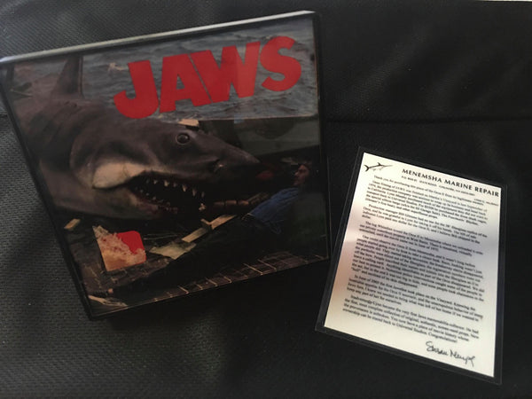 Jaws Orca II Piece with COA Tier 2