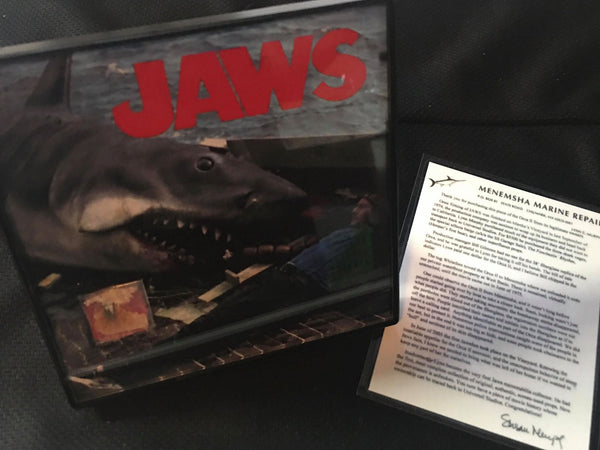 Jaws Orca II Piece with COA Tier 3