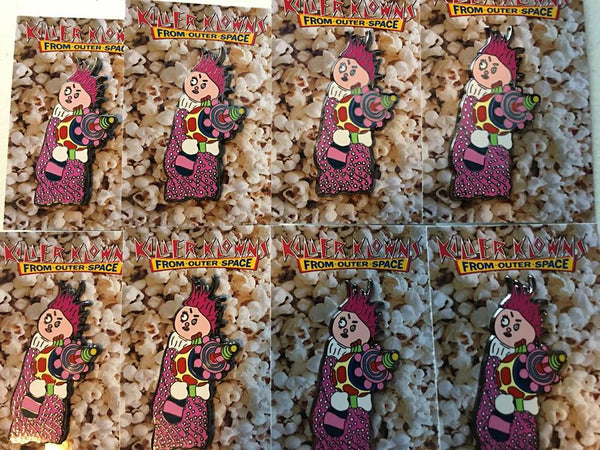 Killer Klowns from Outer Space Puppet Pin