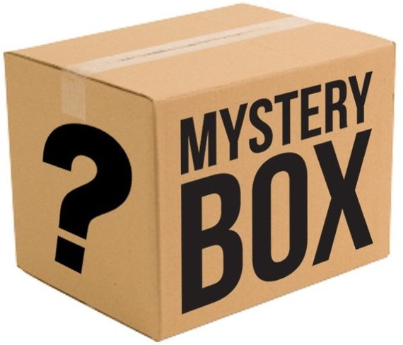 Mystery Box of Horror Awesomeness!!