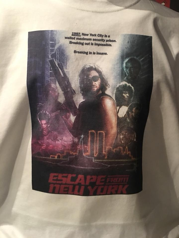 Escape from New York Tshirt
