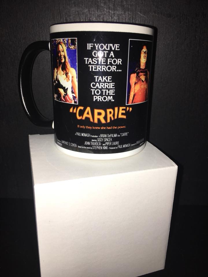 Carrie Coffee Mug