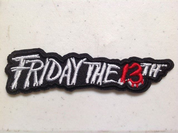 Friday the 13th Patch *CLEARANCE*