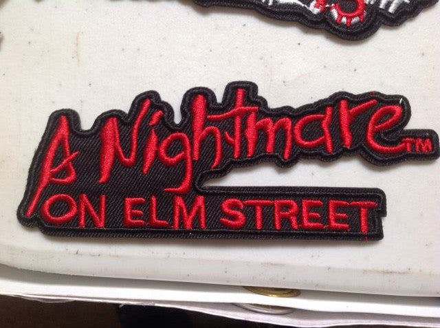 Nightmare on Elm Street Patch *CLEARANCE*