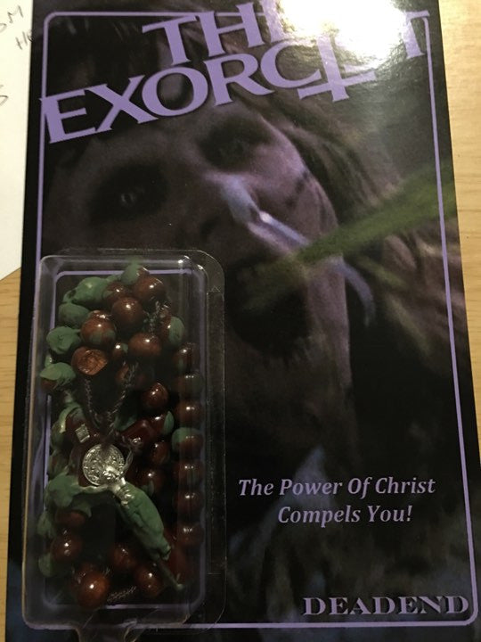 The Exorcist Rosary Custom