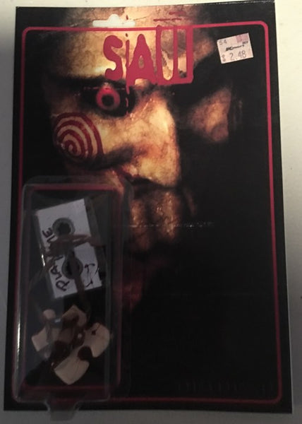 SAW Jigsaw Retro Style Custom