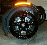 COMING SOON - VELOCITY BLACK  (SOLD AS A 3 WHEEL SET)