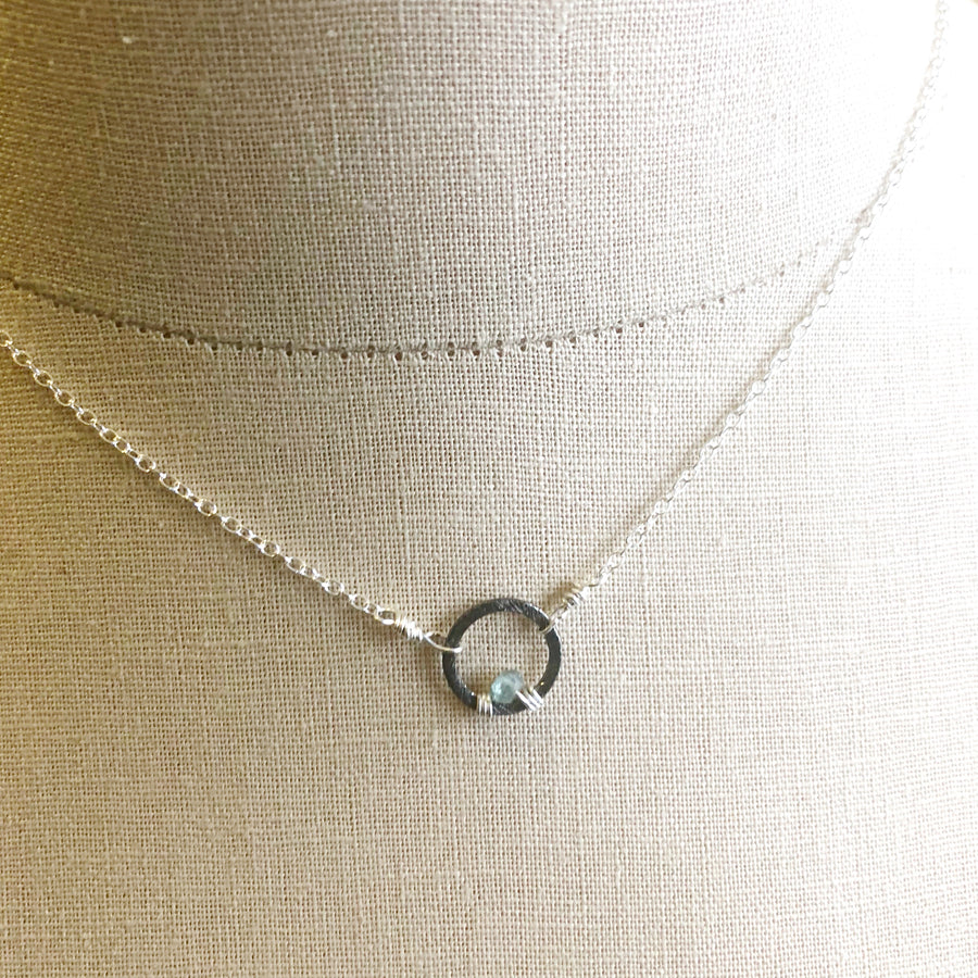Drop of the Ocean Necklace