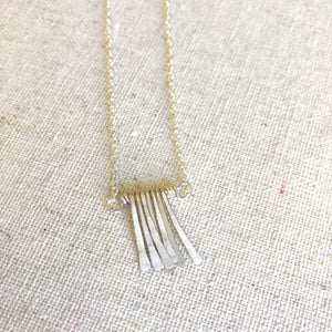 The Fray Necklace