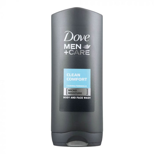 Dove Body Wash Clean Comfort 400ml