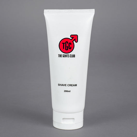 The Gents Club South Africa Men's Shave Cream 200ml