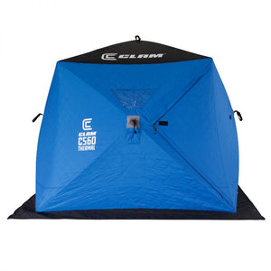 Clam Pop-Up Shelters - C-560 Thermal and C-890 Thermal