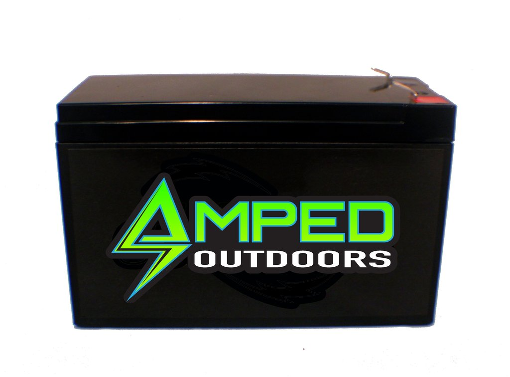 Amped Outdoors Lithium Batteries