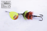 "Musky Mayhem Rabid Squirrel 5"" - Single Blade"