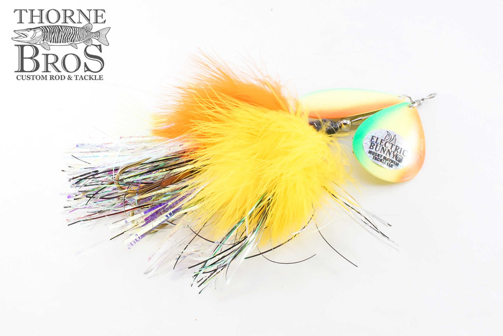 Musky Mayhem Electric Bunny