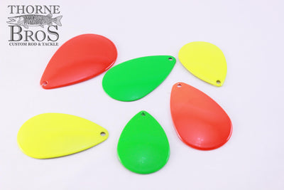 Blade - Leaders & Lures-Colorado Powder Coat Painted