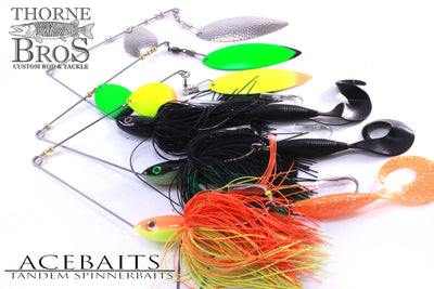 Ace Baits Monster Spinnerbait