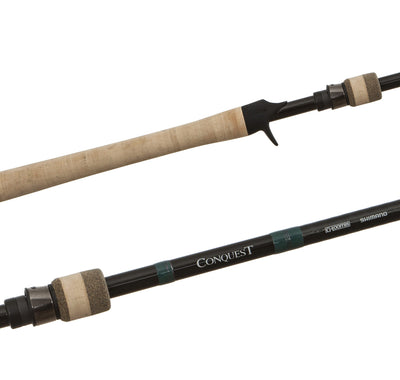 G. Loomis Conquest Casting Rods