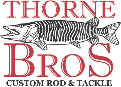 Thorne Bros. Ice Rod Blanks