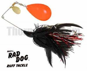 Ruff Tackle Rad Dog Tandem Spinnerbait 3 12oz Thorne Bros Custom