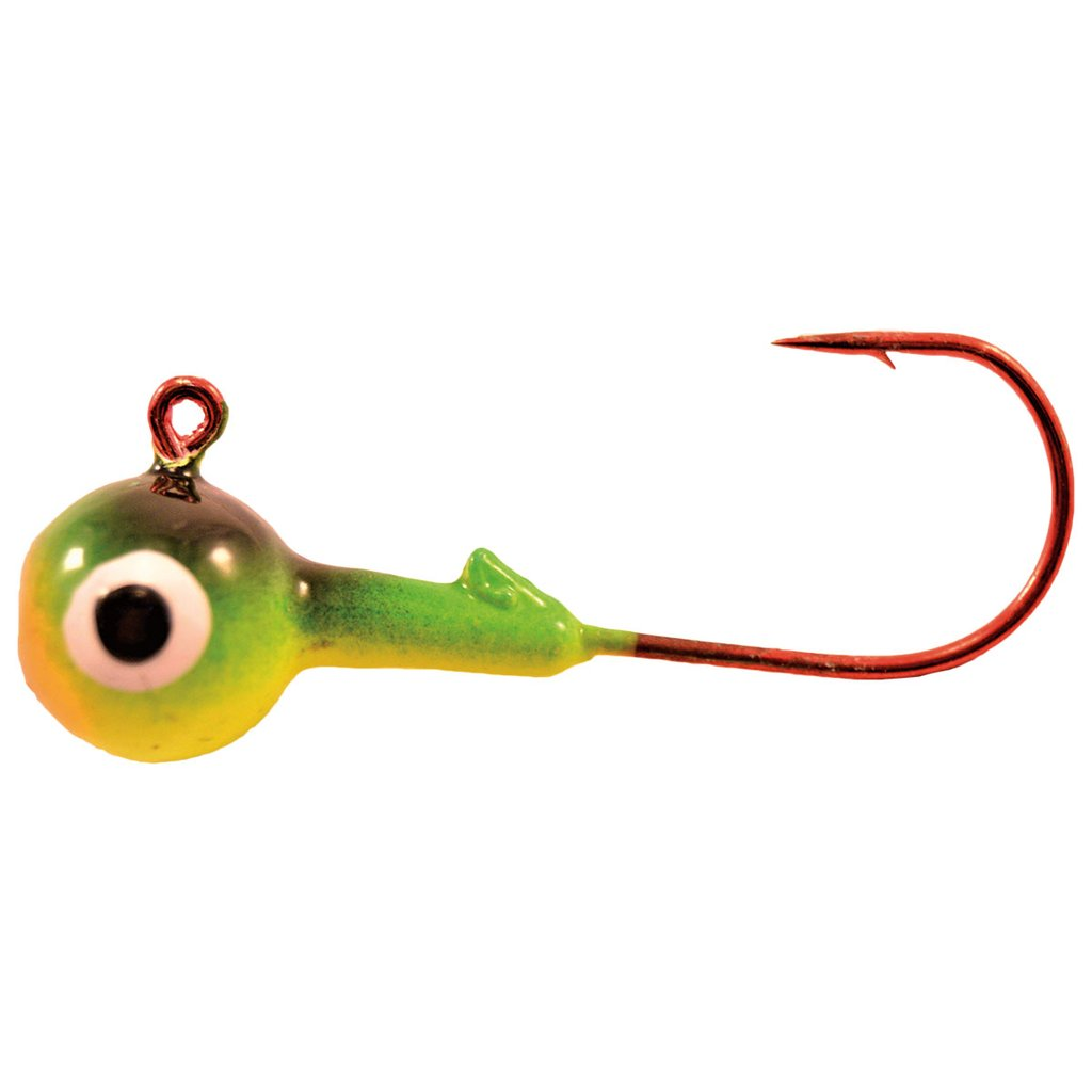 Mission Tackle Multi Tone Walleye Jig