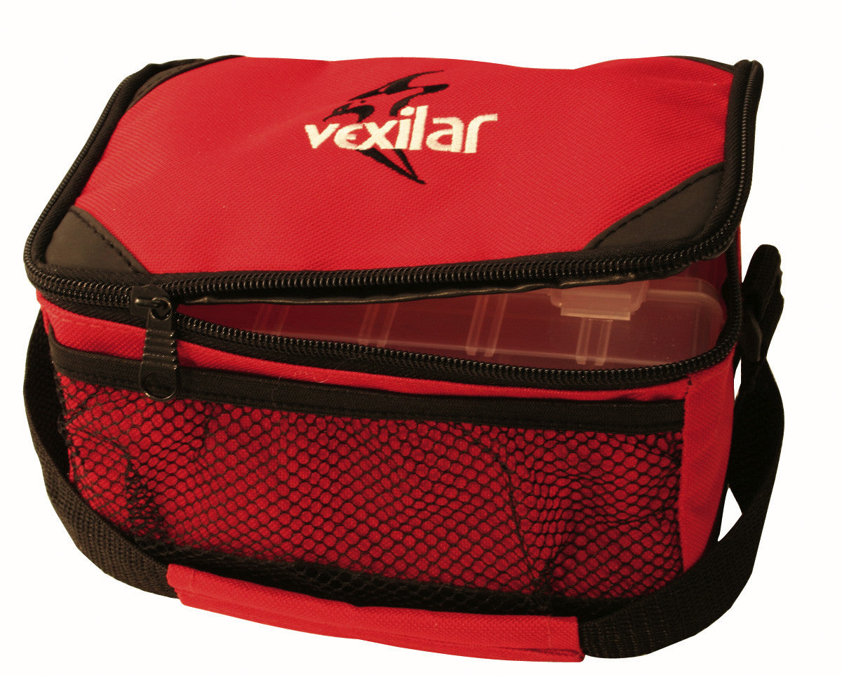Vexilar Tackle Tote with 3 boxes
