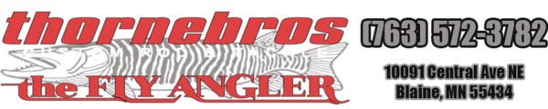 Thorne Bros Custom Rod & Tackle