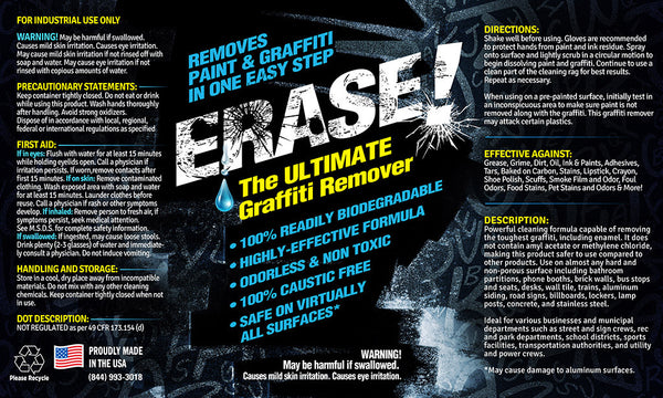 Erase!™ (5 Gallon)