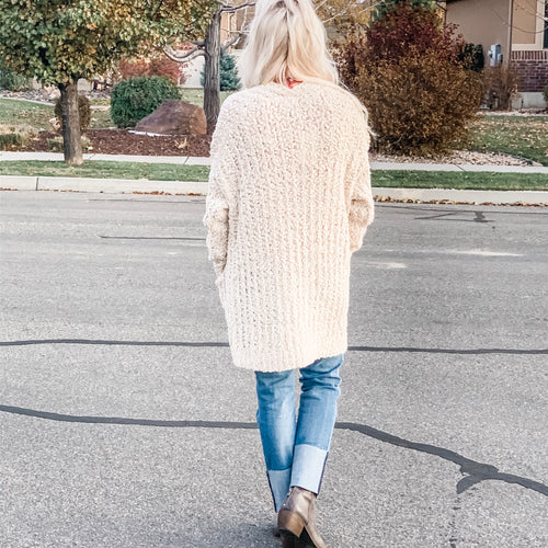 Keep Me Cozy Cardigan