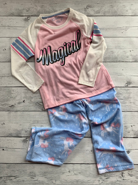 PJ Salvage Magical Unicorn Pajamas