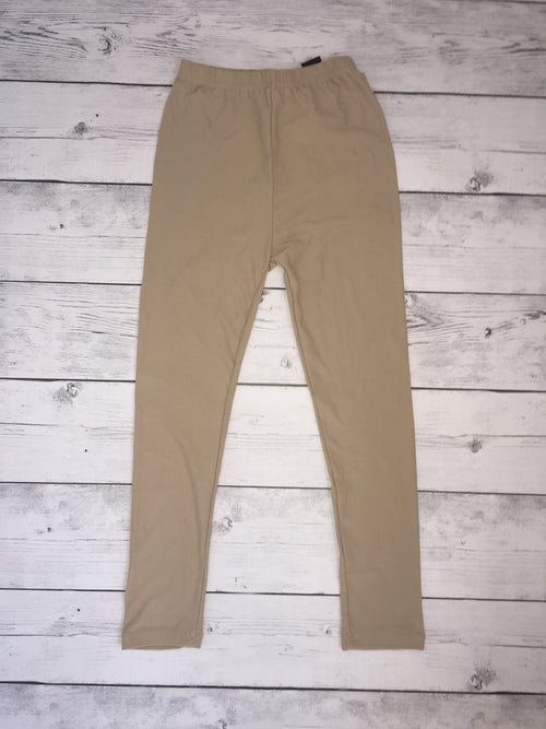 Basic Legging-Khaki